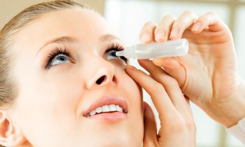Эффективные капли для глаз