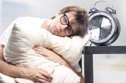 Недосыпание - причина нервного тика
