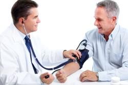 Гипертония - причина повышения глазного давления